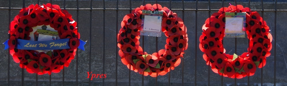 185 - Lest we Forget, Ypres.JPG